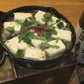 湯豆腐でいっぱい