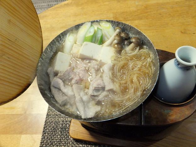 葛切りの鍋