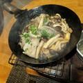 Photos: キノコの鍋
