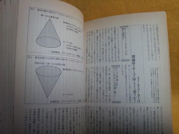 内容見本 わかりたいあなたのための社会学・入門 雑誌 別冊宝島176
