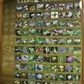 Photos: ″とみおかの森″ を彩る仲間たち2018年カレンダー