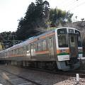 飯田線東栄駅