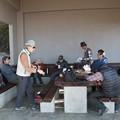 写真: 今朝の富幕山メンバー
