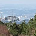 Photos: 完成の富幕山休憩舎展望デッキから浜名湖と湖西方面
