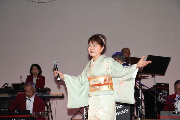 第14回 絆めぐみ会 生バンド、平賀丈太郎ストーンミュジック 澤木一枝(サンレコード)