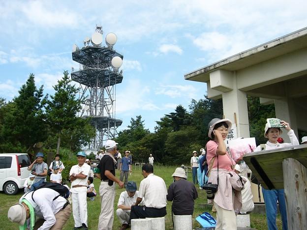 imuさん写真提供昔の富幕山感謝の集いより(2005年9月4日)