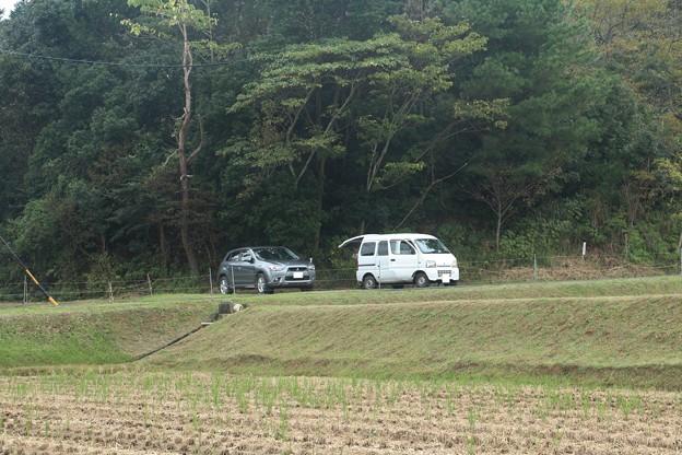 日本全国を車中泊で回り野草写真を撮る安原修次さん