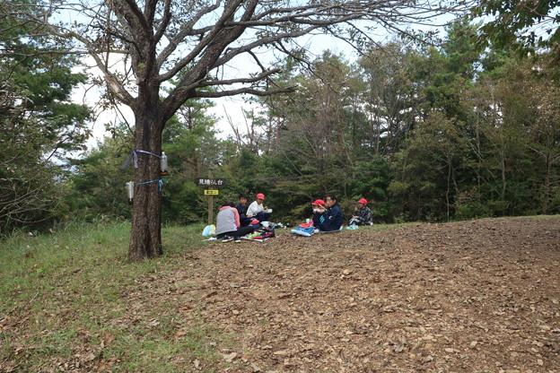 浜松市西区西都台小学校野外活動昼食風景