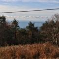 富幕山休憩舎から浜名湖