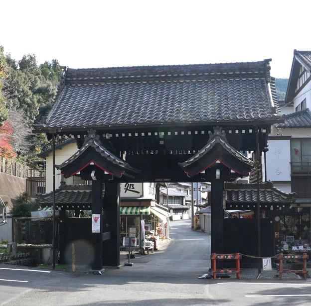 奥山方広寺黒門