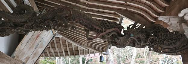 遠州袋井の名工 「鈴木八郎」作 昇り竜