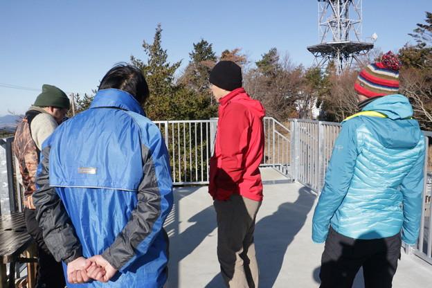 富幕山展望デッキ