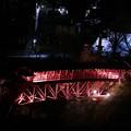 奥山方広寺亀背橋(きはいきょう)ライトアップ