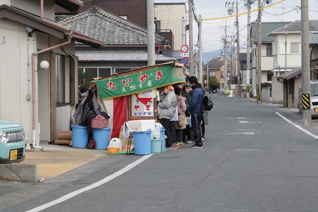 笠井観音たい焼バトル