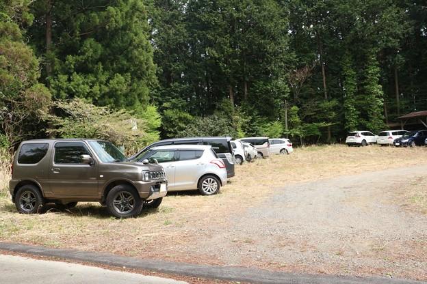 岩岳山駐車場