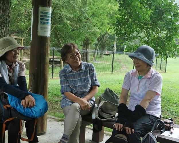 森林公園旧山友とその仲間報告会