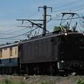Photos: EF64 37+クモユニ143-3