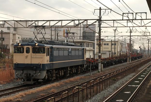 EF65 1132+チキ