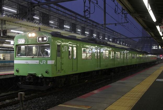 103系 NS409編成