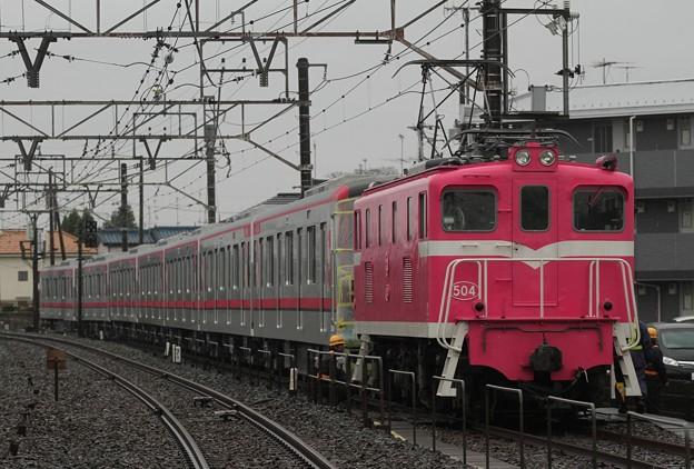 デキ504+71715F