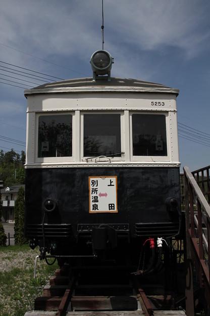 上田交通モハ5253