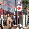 Photos: 弁士・高橋賢一氏(5月4日、鎌倉保守の会)