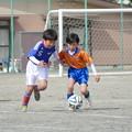 2016年3月13日 U-9 島田第五SSSさん、五和SSSさんとの練習試合。