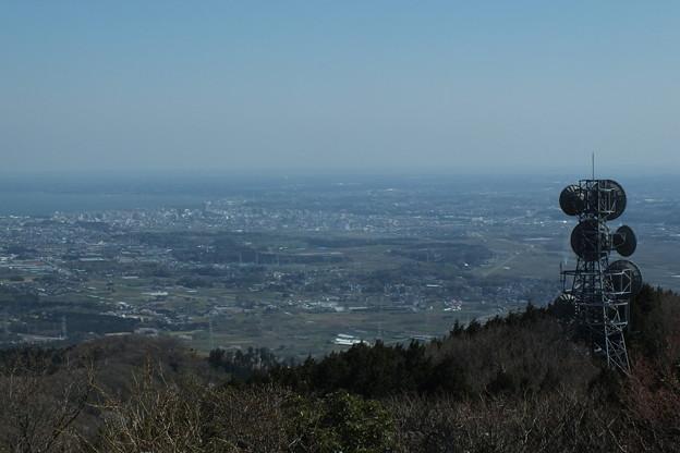 霞ヶ浦方面_宝篋山 F2179