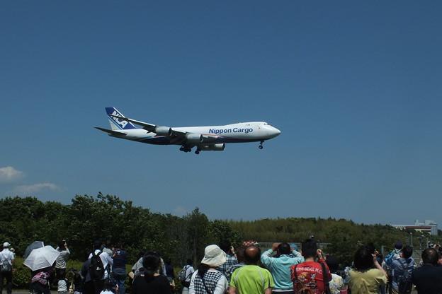 飛行機_成田 F2379