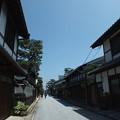 写真: 町並み_近江八幡 F2758