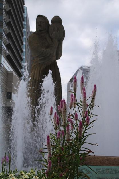 水の守護神_横浜 D8829
