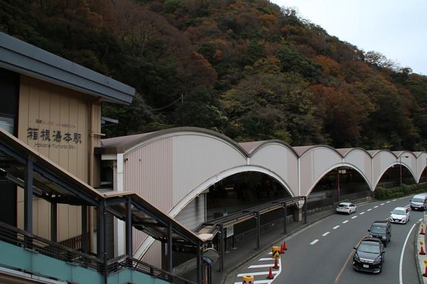 箱根湯本駅 D9137
