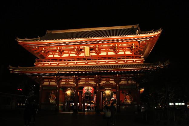 夜景_浅草 D9366