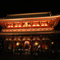 写真: 夜景_浅草 D9366