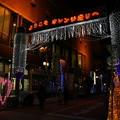 オレンジ通り_夜景 D9368