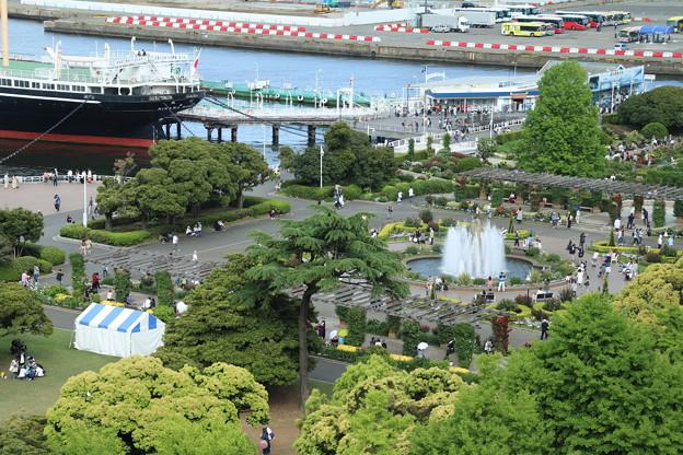 山下公園_横浜 D1392