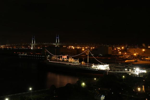 夜景_横浜 D1549