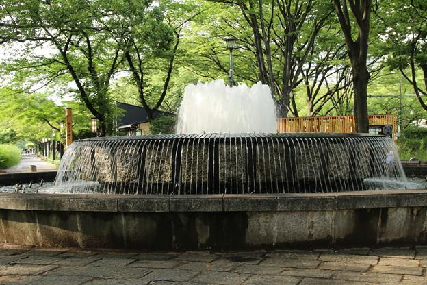噴水広場_名古屋 D2335