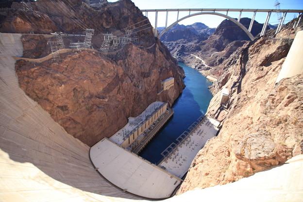 写真: Hoover Dam (21)