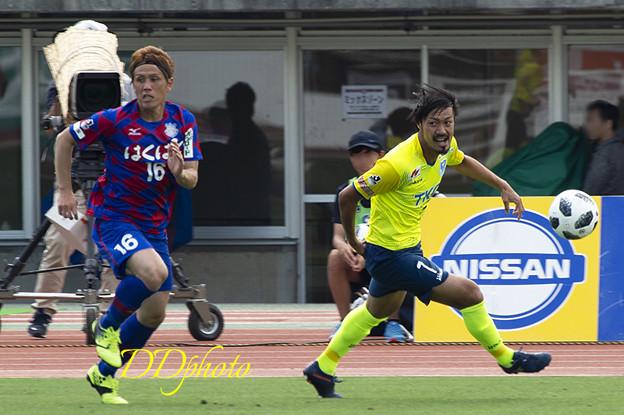 5月12日_甲府栃木戦_松橋選手、栃木SC管選手