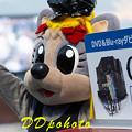 写真: 9月19日大宮戦 フォーレちゃん