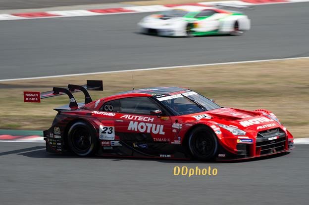 20190331富士スピードウェイ NISMO AUTECH GT-R 23号車