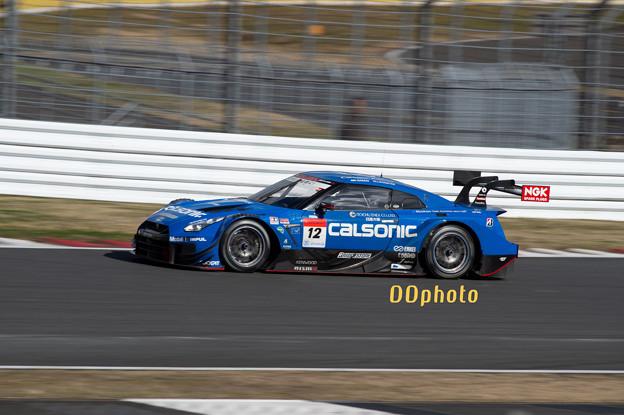 20190331富士スピードウェイ カルソニックIMPUL GT-R 12号車