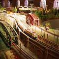 写真: 原鉄道模型博物館にて