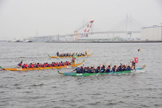 横浜ドラゴンボートレース