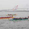 Photos: 横浜ドラゴンボートレース