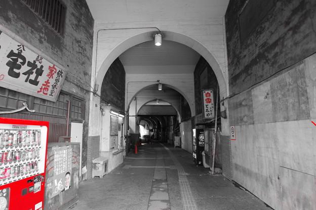 鶴見線国道駅(2色)