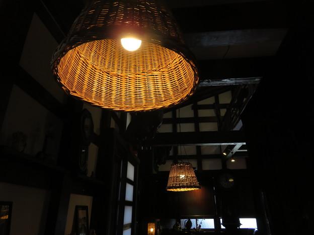 柔らかい灯