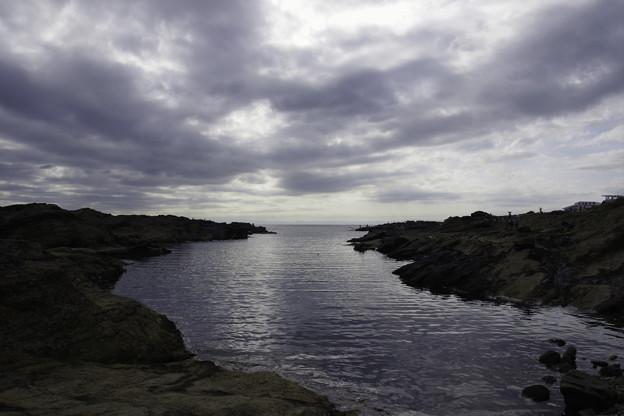 城ヶ島の海岸