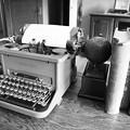 写真: typewriter